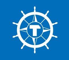 Tampereen Navigaatioseuran logo